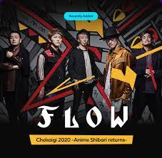 flow chokaigi 2020 anime