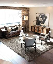 Modern Industrial Home Decor Model Awesome Decoration