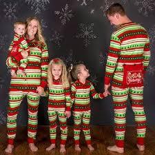 Lazy One Size Chart Lazy One Holidays Nights Matching Christmas Pajamas