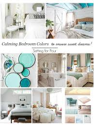 Wonderful Calming Bedroom Colors Create A Dreamy With These Inspirational Intended Models Ideas