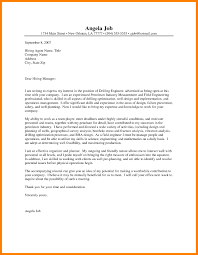 Entry Level Engineer Cover Letter Mechanical Engineering Examples