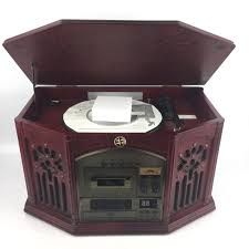 electro brand 9208 nostalgic turntable am fm radio cd cassette record player lp for in waco tx 5miles and