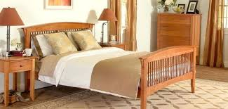 Solid Wood American Made Bedroom Furniture Reclaimed Sets Hardwood  Contemporary ...