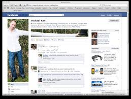 The Facebook Original Design Free Download Facebooks New Layout Design With The Recently