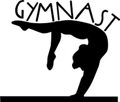 vault gymnastics silhouette. 9 Best Gymnastics Images Vault Silhouette Y