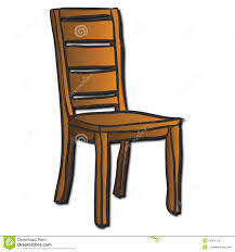 wooden chair clipart. Wonderful Wooden A Wooden Chair Inside Wooden Chair Clipart