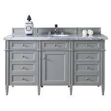 black vanities for bathrooms. W Single Vanity In Urban Gray With Marble Top Carrara Black Vanities For Bathrooms D