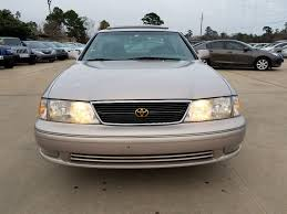 1999 Used Toyota Avalon at Car Guys Serving Houston, TX, IID 17188719