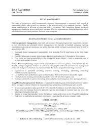 Visual Merchandising Resume Job Description For Merchandiser Resume