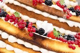 Recipe For A Fruity Wedding Cake