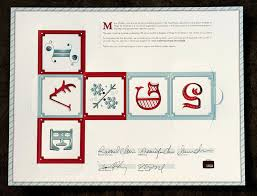 creative holiday cards. Fine Cards Creative Suitcase Holiday Mailer And Cards H