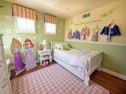 A Multifunctional Little Girl's Room in a Small Space | HGTV