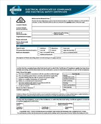 Certificate Form Templates