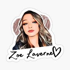 Really excited to have y'all watch my. Zoe Laverne Tiktok Gifts Merchandise Redbubble