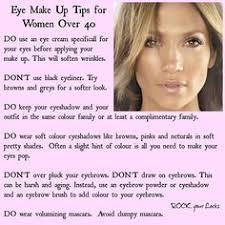eye makeup tips for women over 40 beauty over 40 oily skin care