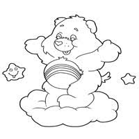 Small Picture Care Bears Coloring Pages Surfnetkids