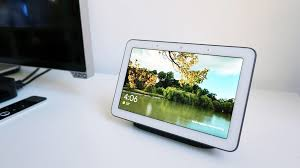 google s home hub is smaller than it looks