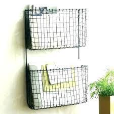 wall mounted folder holder wall hanging file organizers metal wall file holder metal wall file organizer