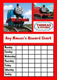 Thomas The Tank Engine Toilet Training Chart Thomas The Tank Reward Chart This Phylogenetic Chart Of