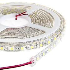 outdoor led light strips waterproof led tape light with 18 smds ft