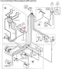 mercruiser 3 0 wiring diagram wiring diagram and schematic design 3 0l perfprotech