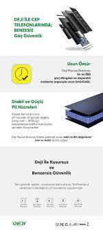 Deji Samsung Galaxy Note 9 4000mAh Batarya Fiyatı