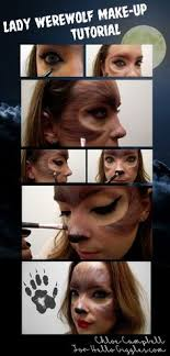 scary cool makeup you can rock without a costume