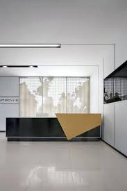 office reception interior. Modern Office Reception Interior Design Vinyl Decal On Window Behind Counter I