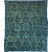 oushak rug blue blue oushak area rug solo rugs for at 1stdibs