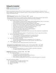 Park Ranger Resume Impressive Park Ranger Resume Sample For Federal Resume Writers 16