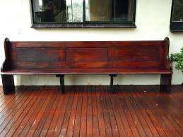 wooden pew long benches antique vintage solid wood church pew bench seat extra long long wooden