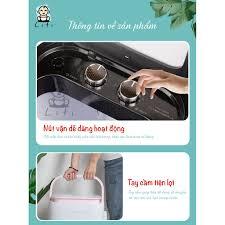 Máy giặt mini bán tự động- chính hãng WEILI (có chế độ vắt)