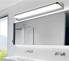 led bathroom mirror lighting. aliexpresscom buy 120cm led bathroom wall light lamps modern mounted bar decoration lights ac 110v220v mirror tops from reliable lighting
