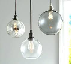 pottery barn mercury glass lamp mercury glass pendant classic pendant with glass globe shade pottery barn