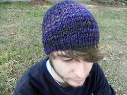 Basic Beanie Knitting Pattern