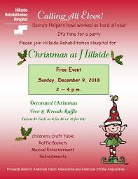 Raffle Event Crafts Raffles And Santa Set To Headline Christmas At Hillside