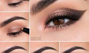 10 fast easy step by step makeup tutorials for s