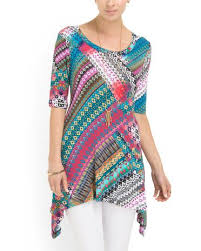Tribal+Print+<b>Shark</b>+Bite+Tunic | Clothes, Fashion, Fashion forward