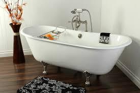 12 photos gallery of claw foot bathtub is back on fashion