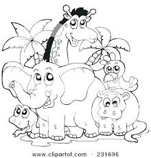 Forest Animal Coloring Page Coloring Page Animals Frank Coloring Pages Animals Coloring Page