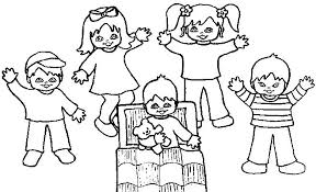 Small Picture Download Coloring Pages Of Children