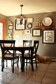 Wilson One Room Challenge Week Three The Wall And Other Good - Dining room wall decor ideas pinterest