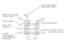 1953 chevy truck headlight switch wiring diagram freddryer co Basic Headlight Wiring Diagram at 1953 Chevy Truck Headlight Switch Wiring Diagram