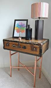 Suitcase Nightstand the 25 best vintage suitcase table ideas suitcase 7753 by guidejewelry.us