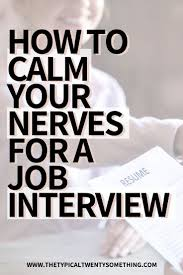 Physical Design Interview Questions Book 10 Ways To Calm Your Nerves In Your Next Job Interview Job
