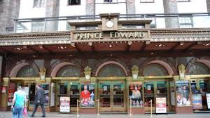 Compton Center Seating Chart Prince Edward Theatre Seating Plan Watch Aladdin London At