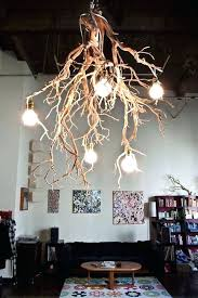 tree branch chandelier diy tree branch chandelier ideas little piece of me how to make forest tree branch chandelier