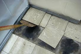 how to remove tile from concrete removal of floor tiles charming on asbestos carpet remove vinyl how to remove tile from concrete