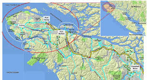 cycling northern vancouver island