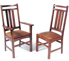 mission dining chairs amish prairie mission dining chair antique mission oak dining set